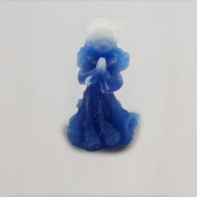 Andílek - Modro bílý