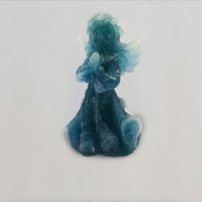 Andílek - Modravý